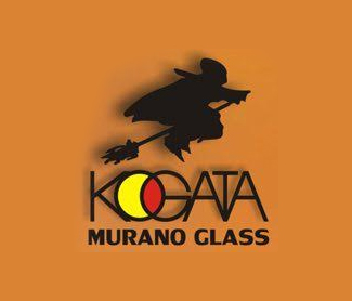 Kogata murano glass